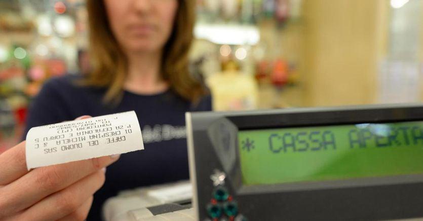 Bar e negozi, da cambiare più di un milione e mezzo di registratori di cassa