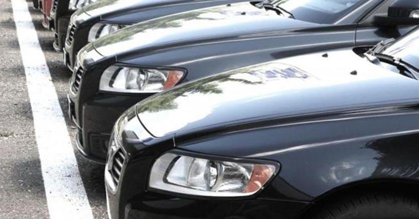 Auto aziendali, stretta per i modelli meno diffusi e solo da luglio 2020