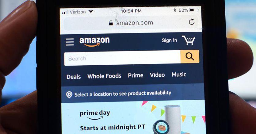 Amazon sbanca in Italia con 2,3 miliardi