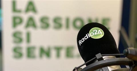 Radio 24 aumenta la fedeltà di ascolto: +3% nel quarto d'ora medio