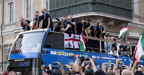 La Figc ribatte al Prefetto di Roma: «Sfilata bus dell'Italia era condivisa»