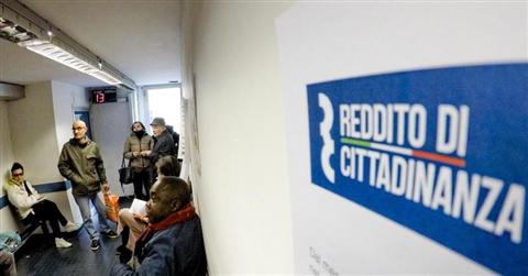 Reddito cittadinanza:  oltre 853mila domande, e  2,8 milioni di persone coinvolte