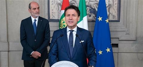 Auguri Giuseppe Conte