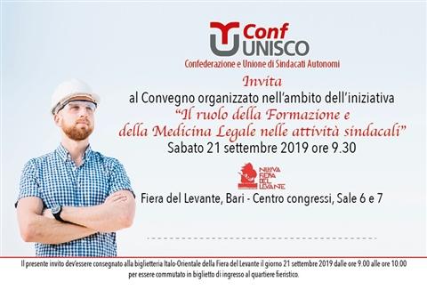 Comunicato stampa 19.09.2019