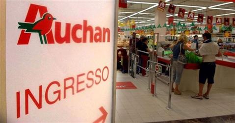 Auchan-Conad: chiesta cassa integrazione per il 60% dei lavoratori