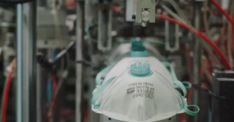 Giglio, sei milioni di mascherine con la piattaforma logistica cinese