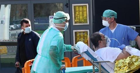 Infortuni da coronavirus, quasi metà denunce fra gli operatori sanitari
