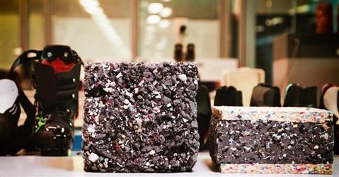 Tecnica Group ricicla i vecchi scarponi per creare nuovi componenti nello sci
