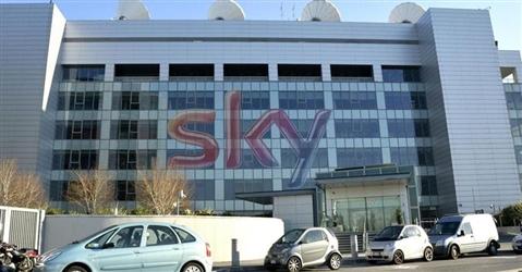 Sky, il Tribunale fa versare i 130 milioni della rata contesa