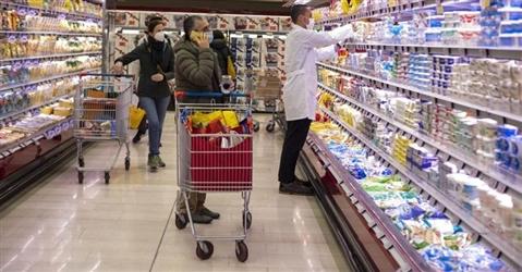 L'inflazione rialza la testa, cosa fa correre i rincari del carrello della spesa